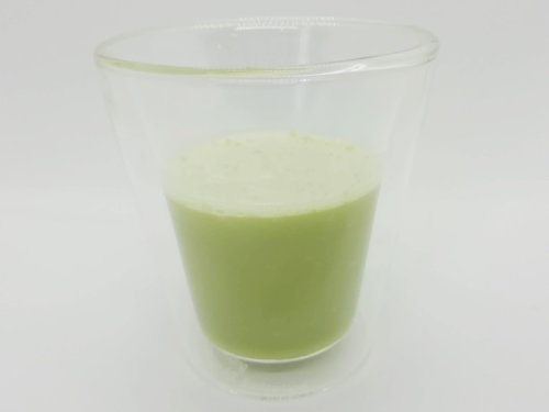 [ビーレジェンド] ホエイプロテイン(抹茶のチャチャチャ風味)-水割り