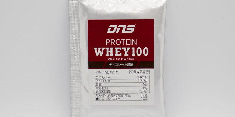 [DNS] プロテインホエイ100(チョコレート風味)